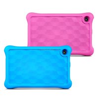 """Hottest sale shockproof case for Fire Kids Edition tablet, kids rugged 7"""" tablet cases for 2015 new released Fire Kids Edition"""