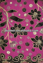 P2134 newest design high quality african velvet lace fabric with sequins beads