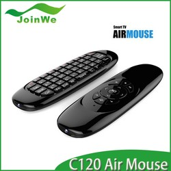 2.4G Wireless Remote Control Air Mouse Keyboard Combo C120 AIR MOUSE