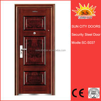 Stable quality heavy duty stainless steel shower door