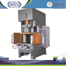 power press with punch tool to make pot or cook automatic steel hole punching machine for windo