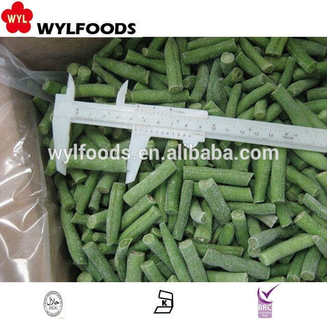 цена на замороженная стручкавая фасоль резаная