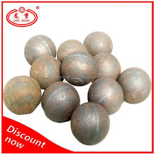 High quality grinding media steel ball for ball mill with ISO approved