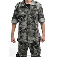 Army Military Uniform Canada Camouflage Polyester/ Cotton Clothing