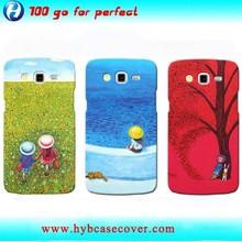 Cute rubber hard case cover for samsung galaxy grand 2