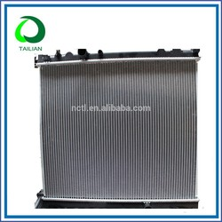 High-performa Car MT Toyota Types of Auto Tractor Radiators for Sale
