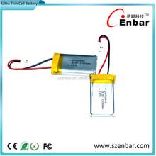 Factory direct saling , big capacity CP702440 battery