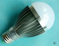 cheap best 6W microwave radar motion sensor led bulb