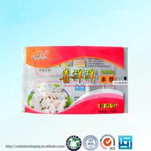 high quality frozen food packaging bag for dumplings