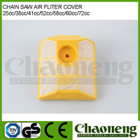 Chaoneng petrol chain saw cover plastic air filter set/comp