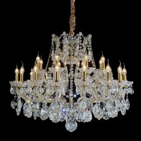 Luxury Chandelier Modern Crystal Ceiling Lamp aladin