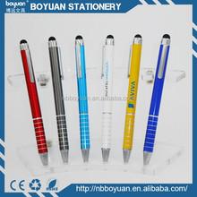 2015-2016 hot sale metal touch pen