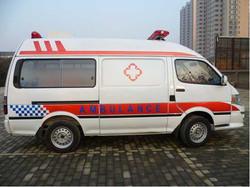 China Ambulance Manufacturer Disaster Rescue Ambulance
