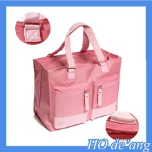 Hogift 2015 New Baby Mummy Diaper Bag Mom Nappy Bag Tote Handbag