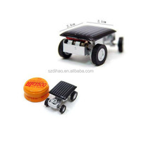 DIHAO New Mini Solar Power Toy Car Product for kids solar toy car