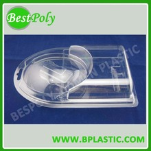 Clear PVC PET PS Clamshell Packaging, Blister Clamshell, Clamshell Card Packaging