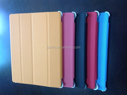 TPU Smart Case for iPad Leather Cover Fold Stand