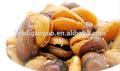 snack enlatados de feijão fava