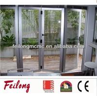 double glazed energy efficient folding sliding opener door with AS2047 in Australia & NZ