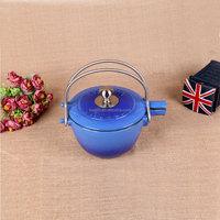Eco-friendly enamel chinese electric tea kettle