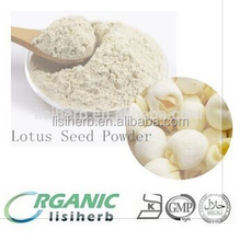 100% pure GMP Standard Manufacturer Supply Natural Lotus Seed Extract Powder /Lotus Seed powder