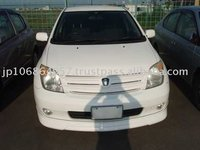 Second hand cars TOYOTA IST 2003