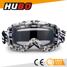 2015 high impact PC lens fashion motorcycle motocross glasses high quality goggle