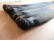 AAAAA velvet silky straight remy burman hair weaves
