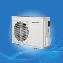 plastic heat pump for swimming pool