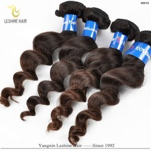 Direct Factory Candy Gorgeous Quality Hair Dyeable Thick Ends noble products loose wave virgin brazilian hair weave