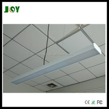 AC100-240v Aluminum waterproof Ip65 Single led batten light fixture batten fitting 300mm 30w