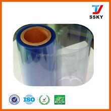Rigid PVC sheet thickness