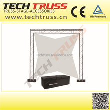 PDJ-2 sound system instrument music lighting truss dj equipment,on sale aluminum lighting truss