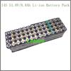 18650 14S 51.8V li ion 8800mah battery pack for golf carts