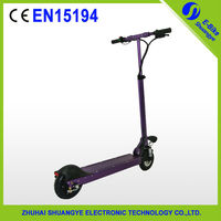 2013 New Style China 2 Wheel Adult Electric Scooter with CE approval