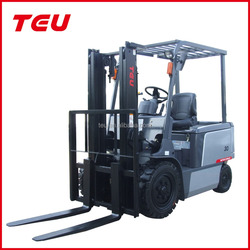 3 ton electric forklift with CURTIS CONTROLLER