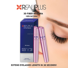 Real plus best quality excellent name brand over the world shiny tube 3D mascara
