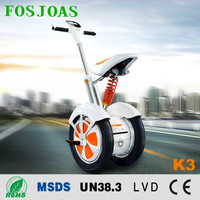Airwheel A3,Fosjoas K3 off road self-balancing electric unicycle with intelligent dual brake system with TUV