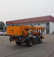 4 Ton Mini Stiff Boom Crane Truck from Jining Sitong Machinery