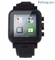 Android 3G smart watch phone hot selling watch smart