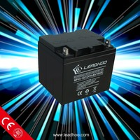12v 40ah solar street light battery , solar power battery 12v 40ah