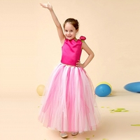 2015 Long Maxi Boutique Dress/Dresses for Kids
