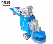 3 heads terrazzo concrete floor grinding machine