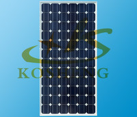 A-grade cell high efficiency 5W-300W MONO PV solar panel