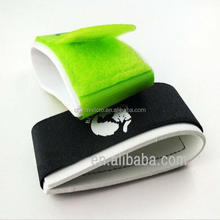 Hot sale custom velcro ski band