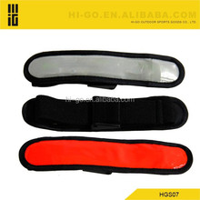 china famous luminous reflective belts with designs