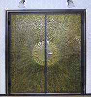 Villa main door