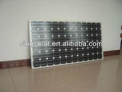 Mono crystalline silicon PV 300W solar panel