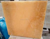 orange onyx marble tile