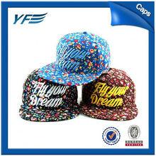 China Snapback Hats/Bulk Sale Visor Cap/Cool Hat